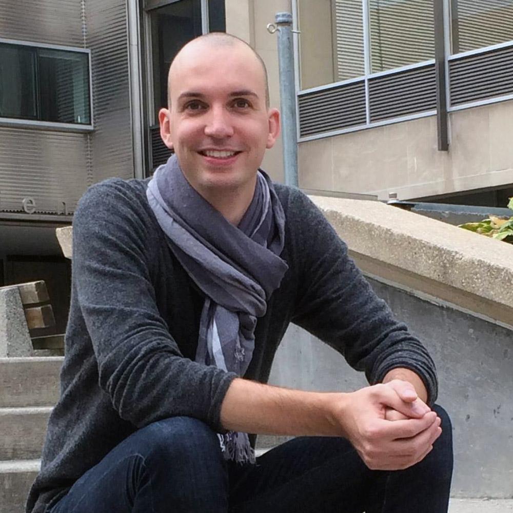 Ross Huyskamp History Alumnus